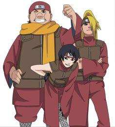 naruto deidara and kurotsuchi Naruto Shippuden, Hinata, Sasuke, Deidara Akatsuki, Narusasu, Sasunaru, Anime Naruto, Comic Naruto, Naruto Oc