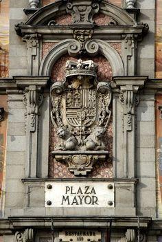 Plaza Mayor, Historical Center of #Madrid