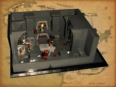 Mines Of Moria by -DoNe- on EB