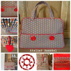 Atelier Annabel: Lady Lotta Bag NR.2