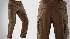 5.11 Tactical представила новое поколение лёгких и эластичных брюк 5.11 Traverse Pant 2.0
