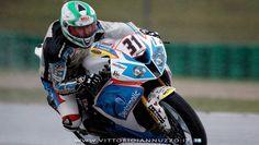 Vittorio Iannuzzo - Team Grillini Dentalmatic SBK - BMW S1000 RR - Superbike 2013 - Olanda Assen