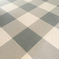 """126 Likes, 7 Comments - Lauren DeLoach Interiors (@laurendeloachinteriors) on Instagram: """"VCT tile never looked so good!!! Coming together here at the showhouse. The countdown to…"""""""