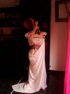 Costume carnevale: dea greca