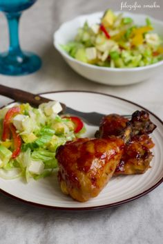 Kurczak barbecue