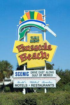 Pensacola beach!!! Oh how I miss u!!!