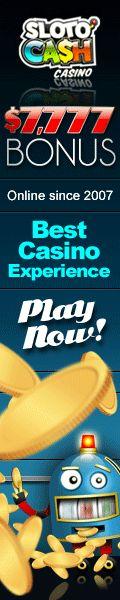 $7777 bonus at SlotoCash casino - join to claim it!