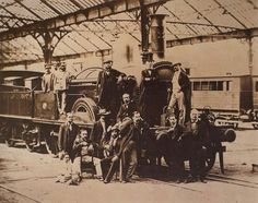 Tren barcelina mataro 1848