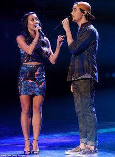 Alex and Sierra damn