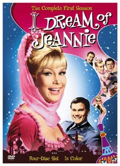 I Dream of Jeannie ~ 1960's -- I loved watching this on the 70s and early 80s!