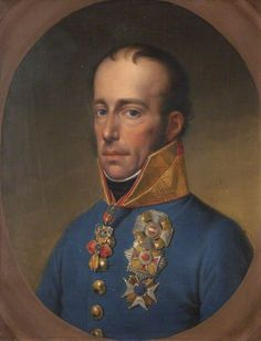 Archduke John of Austria (German: Johann von Österreich; 20 January 1782 – 11 May 1859) was a member of the Habsburg dynasty, an Austrian field marshal and German Imperial regent (Reichsverweser).