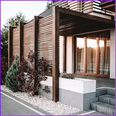 There are lots of pergola designs for you to choose from. First of all you have to decide where you are going to have your pergola and how much shade you want. Pergola Metal, Pergola Garden, Pergola With Roof, Wooden Pergola, Outdoor Pergola, Backyard Pergola, Backyard Landscaping, Outdoor Spaces, Outdoor Living