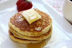ShowFood Chef: Buttermilk Brown Sugar Pancakes - Simple Saturday