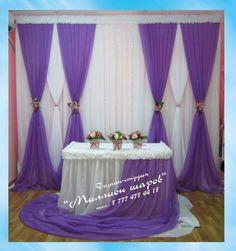 Примеры оформления в сиреневом цвете - Свадьбы - Сообщество декораторов текстилем и флористов