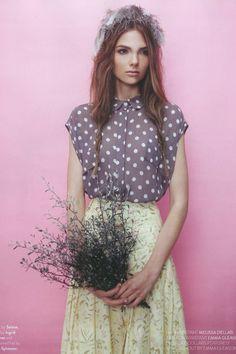 Photos Olivia Hemus Styling Dan Ahwa Model Laurien from Clyne