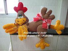 molde da galinha da angola deitada - Pesquisa Google Diy Arts And Crafts, Crafts To Do, Diy Crafts, Fabric Toys, Fabric Birds, Sewing Crafts, Sewing Projects, Projects To Try, Stuffed Animal Patterns