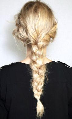 Chic Winter Hair, 6 Ways | The Effortless Chic