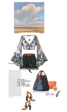 """1499"" by m-lane ❤ liked on Polyvore featuring Chanel, Dsquared2, Melissa Joy Manning, Loewe, Chloé, Mary Kay, Liz Claiborne, Roberto Cavalli and Ray-Ban"