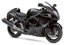 2012 Hyabusa... I miss riding on the back of this...