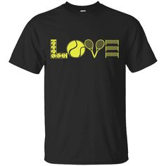 I love Tennis for tennis, elbow tennis, penn tennis tshirt Tennis Shirts, Tennis Clothes, Tennis Pictures, Conversational Prints, Snoopy T Shirt, Tennis Elbow, Love Shirt, Printed Shirts, Hoodies