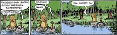 Comic Books, Comics, Funny Things, Nature, Art, Craft Art, Ha Ha, Naturaleza, Comic Strips