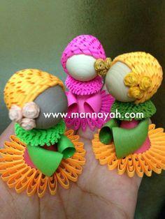 Beautiful dolls by Mannayah again