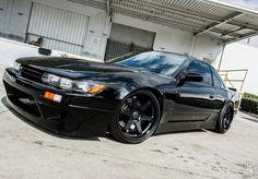 Nissan Silvia Its only nemisis' are high curbs and snow. My Dream Car, Dream Cars, S13 Silvia, R34 Gtr, Nissan 240sx, Nissan Silvia, Drifting Cars, Mini Trucks, Japanese Cars