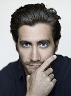 Jake Gyllenhaal *he has the most gorgeous eyes!*