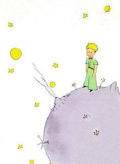 Antoine de Saint- Exupèry escribó una obra para niños y adultos, una obra maestra de dulzura, de esperanza y de creatividad, ilustrada por el mismo autor.