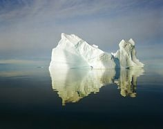 Greenland's glacial crevasses and melting ice floes captured by Olaf Otto Becker for his Broken Line and Above Zero series