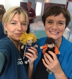 Jemma & Catherine Holby.tv (@holbytv) | Twitter Jemma Redgrave, Bbc Casualty, Death In Paradise, Holby City, Wedding Table Names, Tv Soap, Girls With Glasses, Best Tv, Women Empowerment