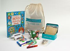 An ideal gift for any boy, packed with fun activities and games that will keep them entertained for hours. https://carabellagifts.com/shop/boys-activity-kit/