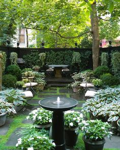 12 Dreamy Backyards in the City | Apartment Therapy