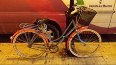 Bicicleta clasica Albacete