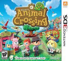 Amazon.com: Animal Crossing: New Leaf: Video Games 30ish dollars *****