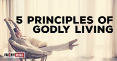 "5 Principles Of Godly Living ~ Obeying Authorities ~ The Bible teaches that Christians are to live according to the local laws of the land and not be in any way above the law. Only when the laws of mankind conflict with the laws of God must we obey God over man (Acts 5:29), but for most of us, that doesn't happen. For some, in other parts of the world, they deal with this every day of their lives. Either way, we are told, ""Let every person be subject to the governing authorities. [...]"