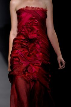 From the Archives: Christophe Josse Fall 2011 Couture.