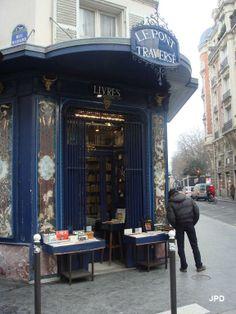 Librairie le Pont Traversé, Paris