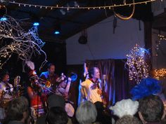 A New Years Eve show in Point Reyes.  Happy 2013!
