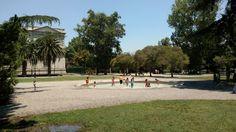 El uso del espacio público - Quinta Normal, Santiago
