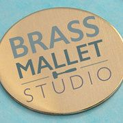 Handmade quality blanks for your creations by BrassMalletStudio