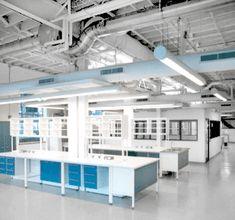 Triangle Biotechnology Center | Property | Laboratory Design