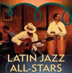 January 23-24, 8:00pm $20 M.F. PRODUCTION'S LATIN JAZZ ALL STARS - They're back!!! The group is celebrating 14 years of making great music.This year we will offering a very special dinner package. The participants are: Steve Turre (trombone), Yosvanny Terry (tenor sax), Pete Escovedo (timbales), Elio Villa Franca (piano), Chembo Corniel (congas) , Diego Lopez (drums) & Yuinor Terry (bass).