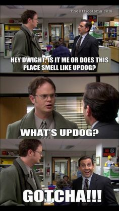 TheOffice-isms's The Office-isms Meme-o-matic slideshow: A slideshow collection of the best The Office memes Stupid Funny Memes, Hilarious, Messed Up Memes, Office Jokes, The Office Show, Michael Scott, Just For Laughs, Really Funny, Just In Case