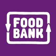 #foodbank #food #banks #volunteering #volunteer #logos #purple