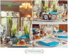 Who doesn't like sweet treats as a wedding favor? Check out this pretty turquoise nj wedding at the Meadow Wood Manor on the blog! http://evpo.st/1y0JO2B nj photographer teal bridesmaids dresses