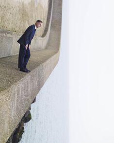 Philippe Ramette lévitation rationnelle