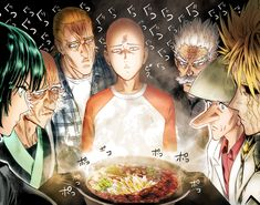 One Punch Man 1, One Punch Man Funny, Saitama One Punch Man, One Punch Man Anime, Anime One, Opm Manga, Manga Anime, Fubuki X Saitama, Saitama Anime