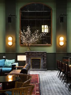 Hotel Casa Bonay (Province of Barcelona, Spain) Top Interior Designers, Luxury Interior Design, Best Interior, Interior Design Inspiration, Mirror Inspiration, Luxury Decor, Interior Modern, Modern Luxury, Kitchen Interior