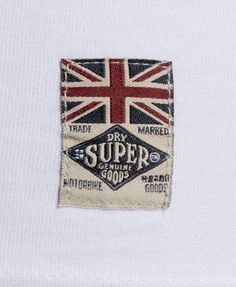New Mens Superdry Factory Second Leathers Classic Biker T-Shirt Optic | eBay